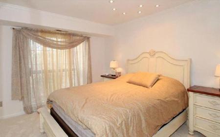 رنگ فضای اتاق خواب, فضای داخلی اتاق خواب