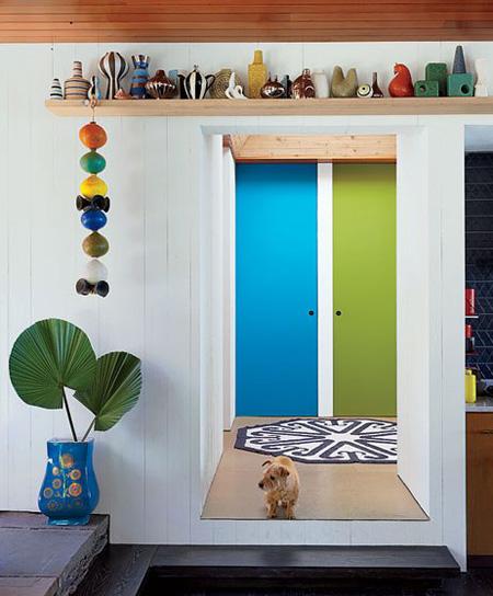دکوراسیون منزل,رنگ آمیزی منزل